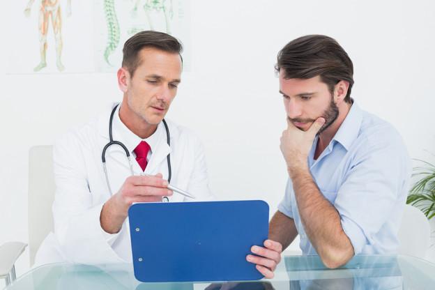 Prostata-Arzt